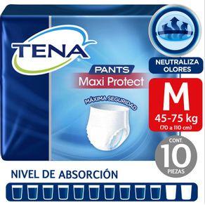 Pants-Tena-maxi-protect-talla-M-10-Un