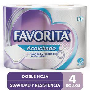 Papel-higienico-Favorita-acolchado-doble-hoja-4-un-de-26-m-