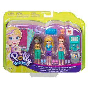 Muñecas-Polly-Pocket-casa-club-de-polly-3-un