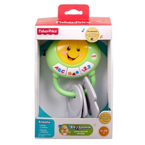 Llaves-Fisher-Price-aprende-conmigo