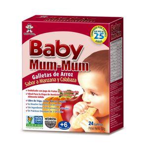 Galletas-de-arroz-Baby-Mum-Mum-manzana-y-calabaza-50-g