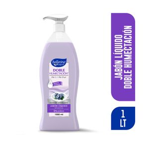 Jabon-liquido-Ballerina-doble-humectacion-yoghurt-arandanos-botella-1-L-