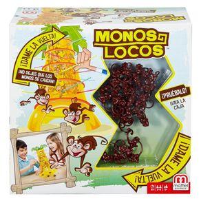 Juegos-de-mesa-Mattel-monos-locos