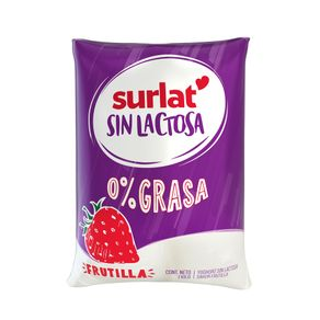 Yoghurt-sin-lactosa-Surlat-frutilla-bolsa-1-Kg