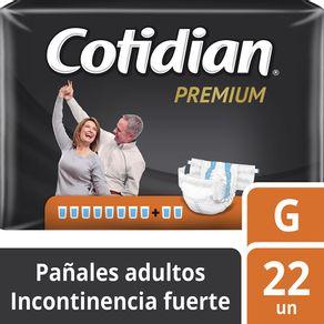 Pañal-adulto-Cotidian-premium-G-22-un