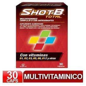 Multivitaminico-Shot-B-Total-30-capsulas