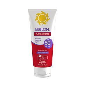 Protector-solar-Leblon-antiox-factor-50-190-g