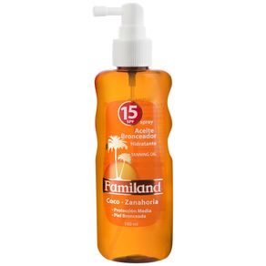 Aceite-bronceador-Familand-factor-15-190-ml