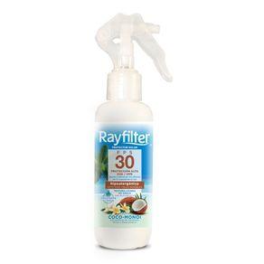 Protector-solar-Rayfilter-coco-monoi-factor-30-100-ml
