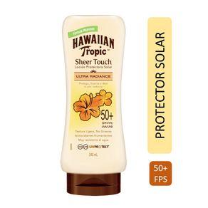 Protector-solar-Hawaian-Tropic-factor-50-240-ml