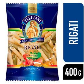 Pasta-rigati-Talliani-tres-sabores-400-g