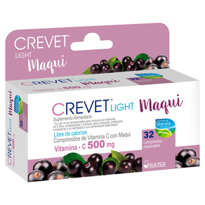 Vitamina-C-Crevet-ligth-maqui-32-comprimidos