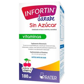 Jarabe-vitaminas-Infortin-sin-azucar-sabor-cherry-180-ml