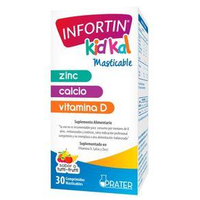 Suplemento-alimentario-Infortin-kid-kal-30-comprimidos-masticables