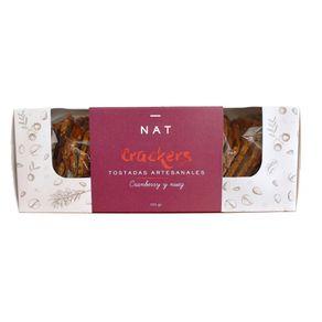 Galletas-Nat-crackers-cranberry-nuez-160-g