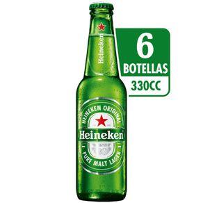 Pack-Cerveza-Heineken-botella-6-un-de-330-cc