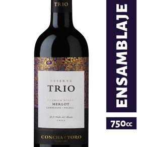 Vino-Trio-Concha-y-Toro-reserva-merlot-750-cc