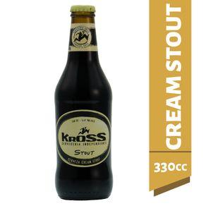 Cerveza-Kross-stout-botella-330-cc