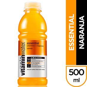 Agua-glaceau-Vitamin-Water-essential-naranja-500-ml