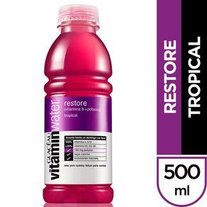 Agua-glaceau-Vitamin-Water-restore-tropical-500-ml