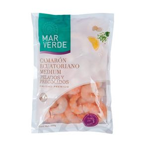 Camaron-ecuatoriano-Mar-Verde-medium-pelados-y-precocidos-250-g