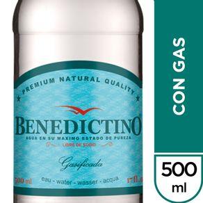 Agua-purificada-Benedictino-con-gas-botella-500-ml