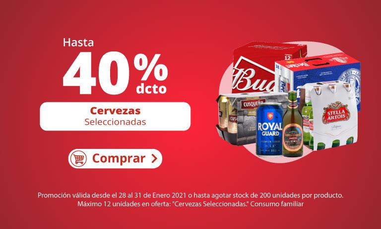Cervezas Red Friday