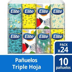 Pañuelo-Elite-diseño-pocket-triple-hoja-24-un