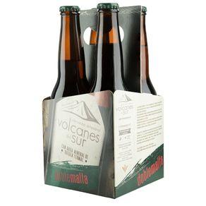 Pack-Cerveza-Volcanes-del-Sur-doble-malta-botella-4-un-de-350-cc