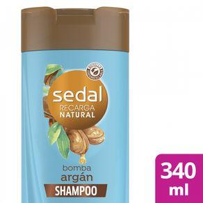 Shampoo-Sedal-recarga-natural-bomba-argan-340-ml-