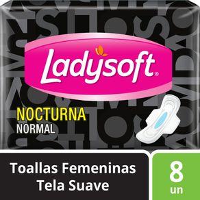 Toalla-higienica-Ladysoft-nocturna-normal-suave-8-un