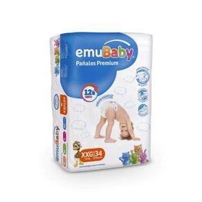 Pañal-Emubaby-premium-XXG-34-un