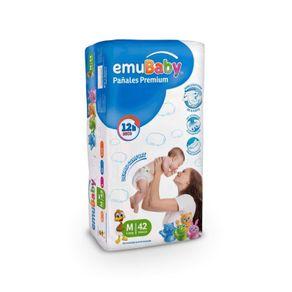 Pañal-Emubaby-premium-M-42-un