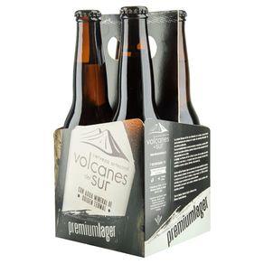 Pack-Cerveza-Volcanes-del-Sur-premium-lager-botella-4-un-de-350-cc