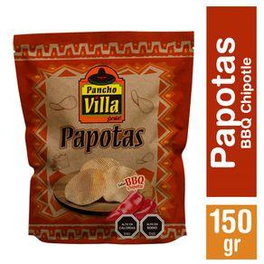 Papas-fritas-papotas-Pancho-Villa-barbecue-chipotle-150-g