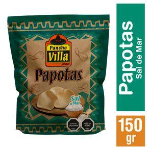 Papas-fritas-papotas-Pancho-Villa-sal-de-mar-150-g