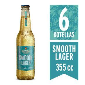 Pack-Cerveza-Royal-Guard-smooth-lager-botella-6-un-de-355-cc