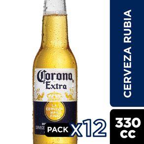 Pack-Cerveza-Corona-Extra-botella-12-un-de-330-cc