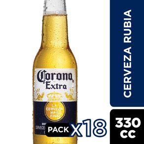 Cerveza-Corona-extra-botella-18-un-de-330-cc