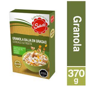 Cereal-Selecta-granola-baja-en-grasas-370-g