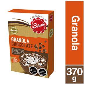 Cereal-Selecta-granola-chocolate-370-g