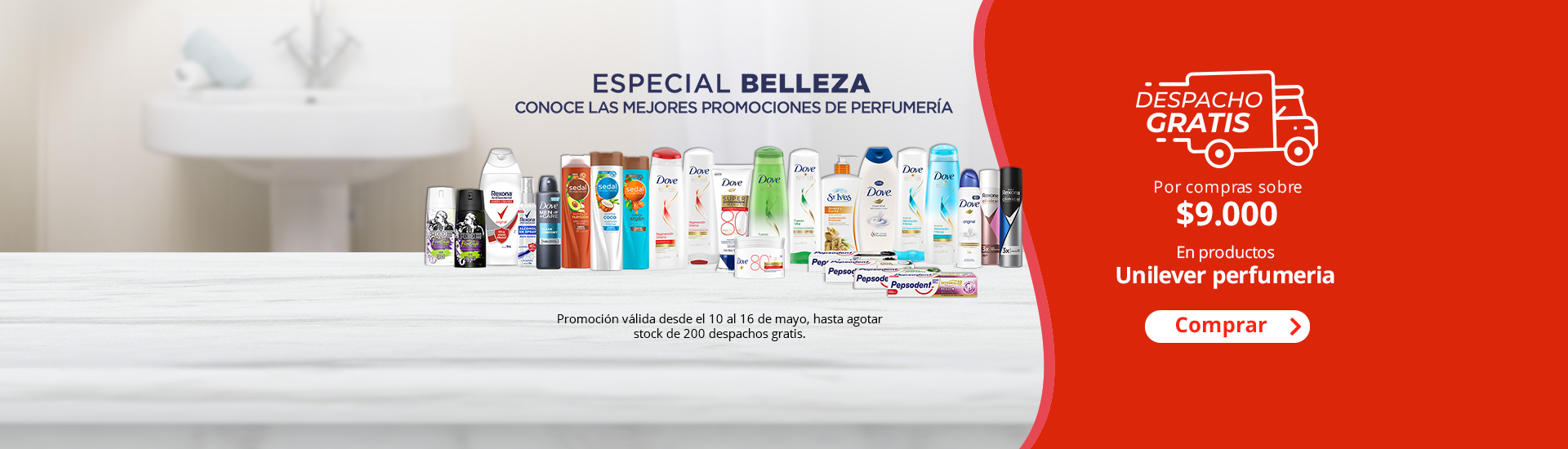 DG Perfumeria Unilever