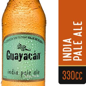 Cerveza-Guayacan-india-pale-ale-botella-330-cc