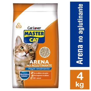 Arena-sanitaria-Master-Cat-4-Kg