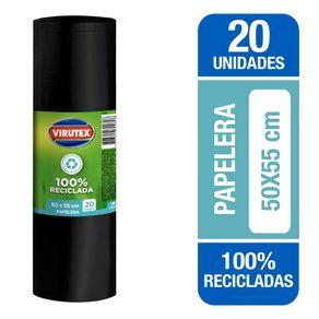 Bolsa-de-basura-Virutex-100--reciclada-papelera--50x55-cm--rollo-20-un
