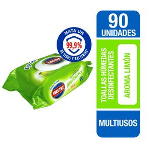Toallas-humedas-Virutex-desinfectante-aroma-limon-90-un