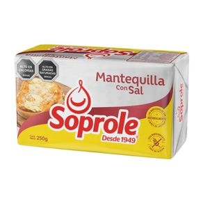 Mantequilla-Soprole-con-sal-pan-250-g
