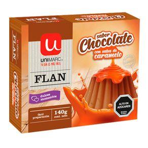 Flan-Unimarc-chocolate-140-g