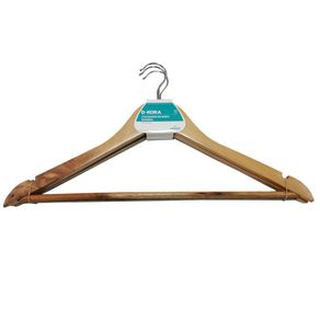 Colgador-ropa-de-madera-Dkora-3-piezas