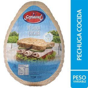 Pechuga-de-pavo-Sopraval-cocido-granel-250-g